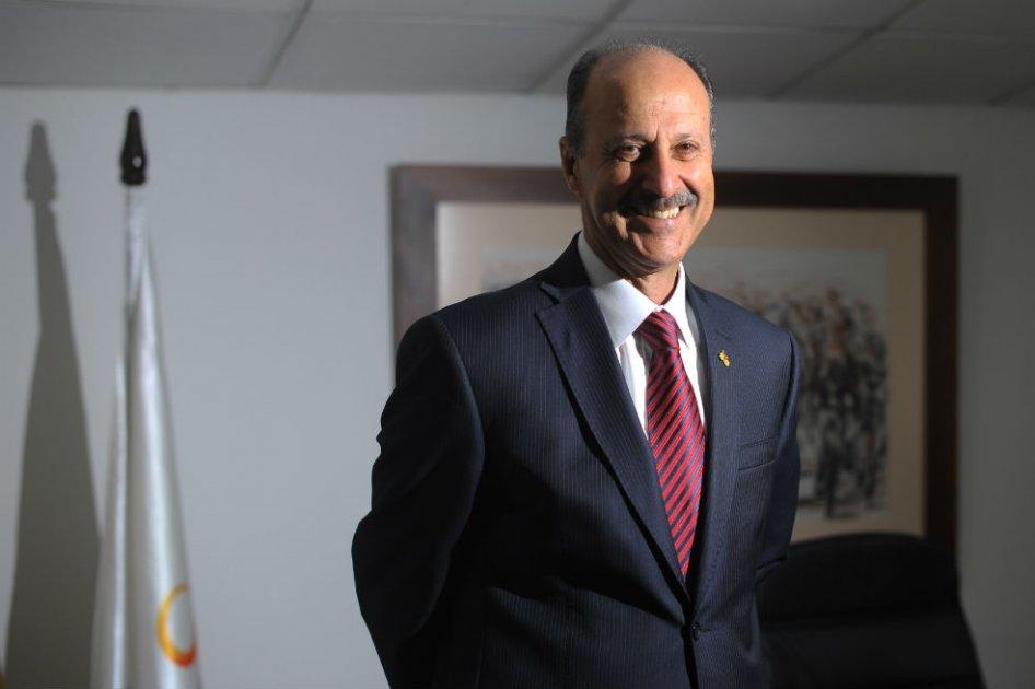 José Ovidio González, presidente de la Federación Colombiana de Ciclismo | El Espectador